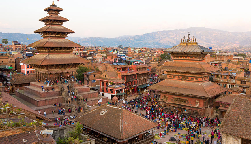Bhaktapur Medieval City Day Tour