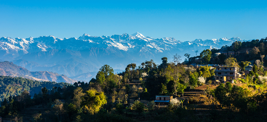 3 days Chisapani Nagarkot Short Trek