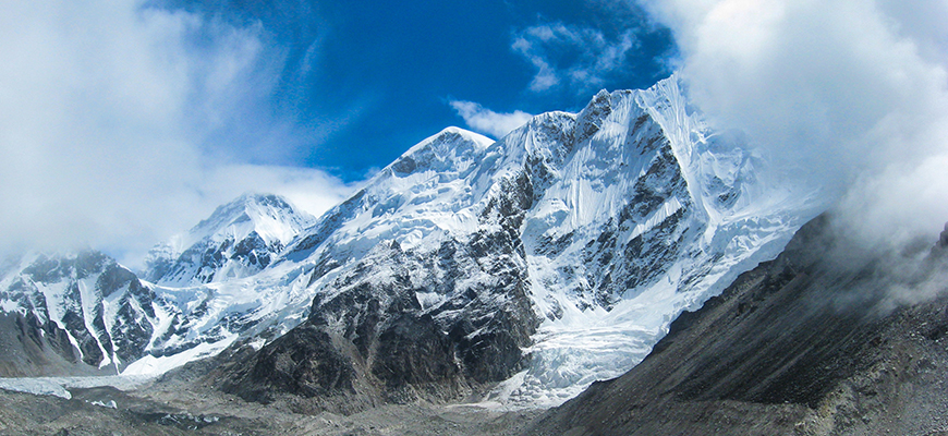 Mount Everest Expedition ( South Side)