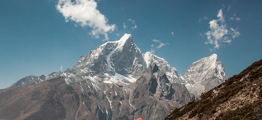 EBC Treks via Chola Pass with Gokyo Lakes